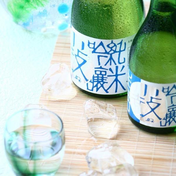 【小鼓】純米吟醸生酒 300ml×6本|tsuzumiya|03