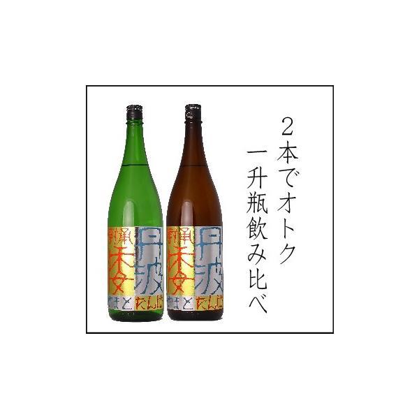 倭丹波 山波・叢林セット1800ml×2本|tsuzumiya