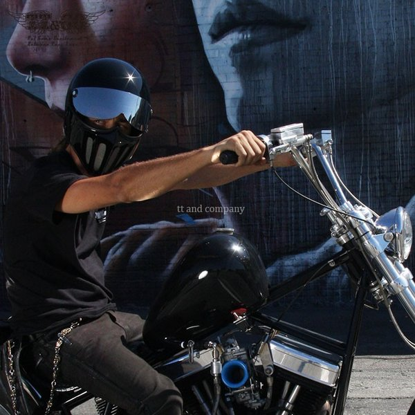マッドマッスク J02 ローマン マスク付 ジェットヘルメット SG/PSC規格品 フルフェイス|ttandco|02