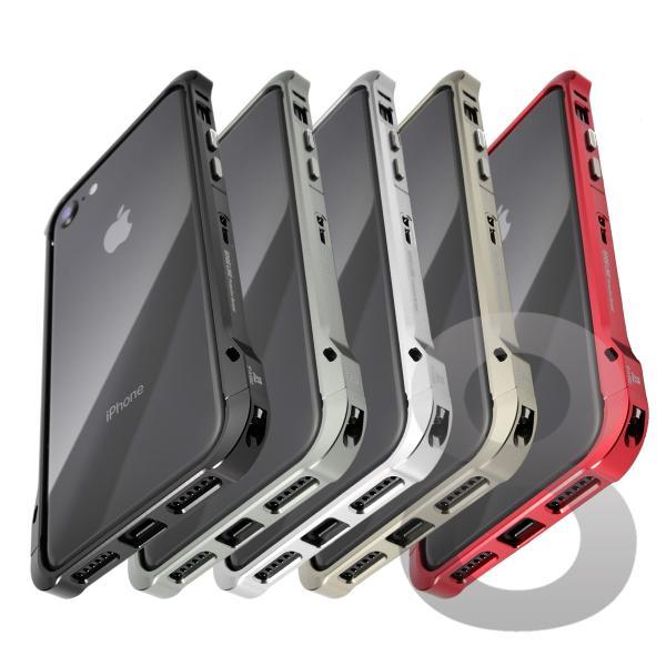 alumania アルマニア EDGE LINE for iPhone8 7/6S/6 アルミ バンパー【4.7inch】 ip-a1802|ttc|02