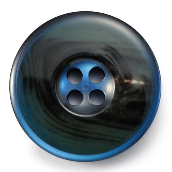 メール便送料無料 水牛カイザー COLOR.55  25mmコート用高級ボタン
