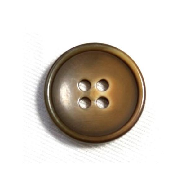 ビンテージ84 15mm  color.43ベージュ コート対応ボタン老舗テーラー御用達スーツボタン専門店の高級ボタン
