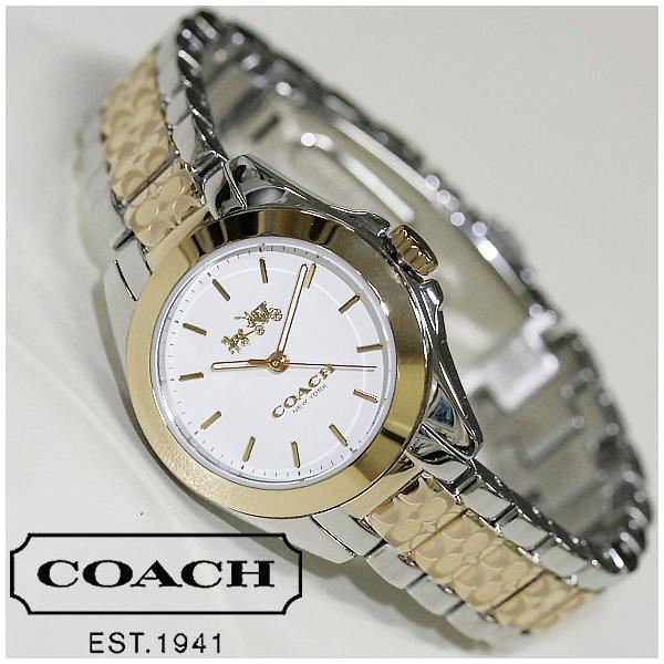e9694bff61c5 コーチ腕時計 14502186 1450-2186 COACH腕時計 レディース 新品 無料ラッピング可 ...