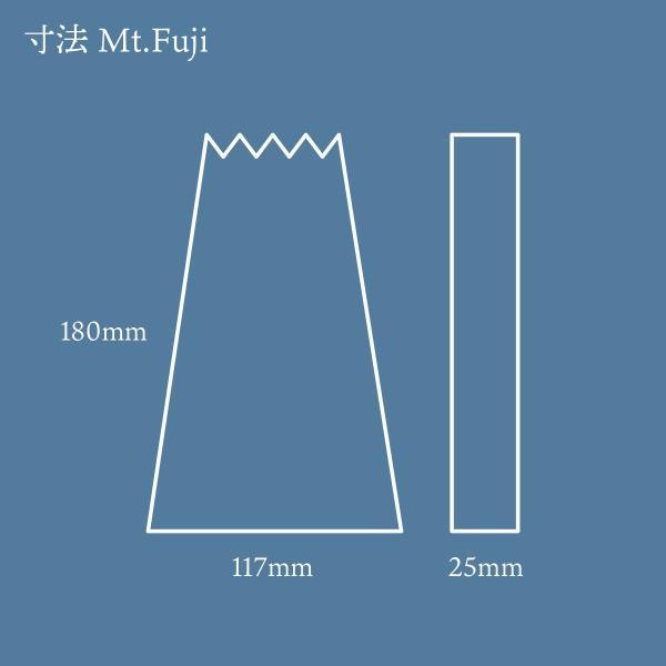 表札 木製 天然けやき おしゃれ 戸建 送料無料 富士山 VDLロゴJr 180mm×117mm×25mm|tttt|03