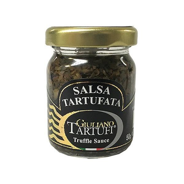 イタリア産 サマートリュフ ソース(黒トリュフ ソース)瓶 50g