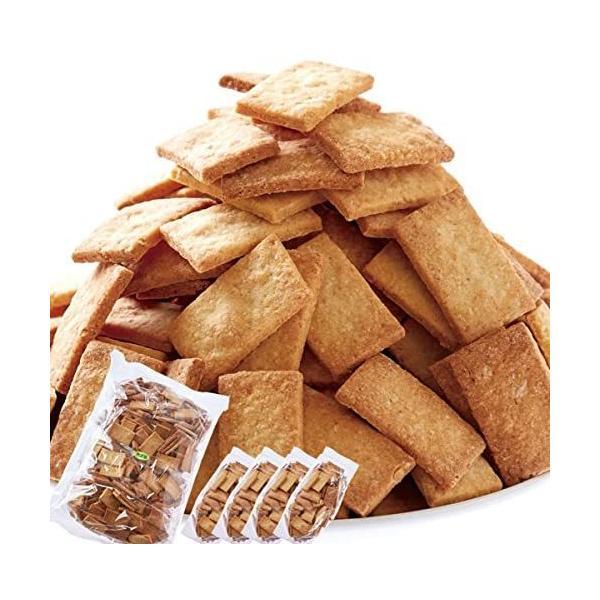 天然生活すべての原料が自然由来。無添加訳あり豆乳おからマクロビプレーンクッキー1kg(250g×4袋入)Macrobiotic(