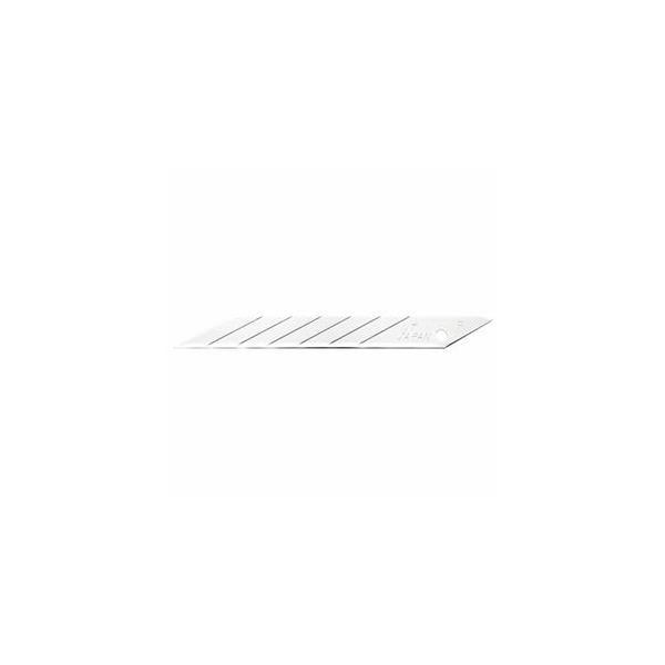 (まとめ) NTカッター A型用替刃 BAD-21P 1パック(10枚) 〔×20セット〕|tuhan-station|02