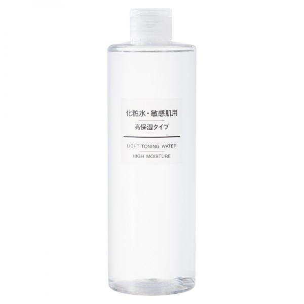 無印良品 化粧水・敏感肌用・高保湿タイプ(大容量) 400ml tukinowa