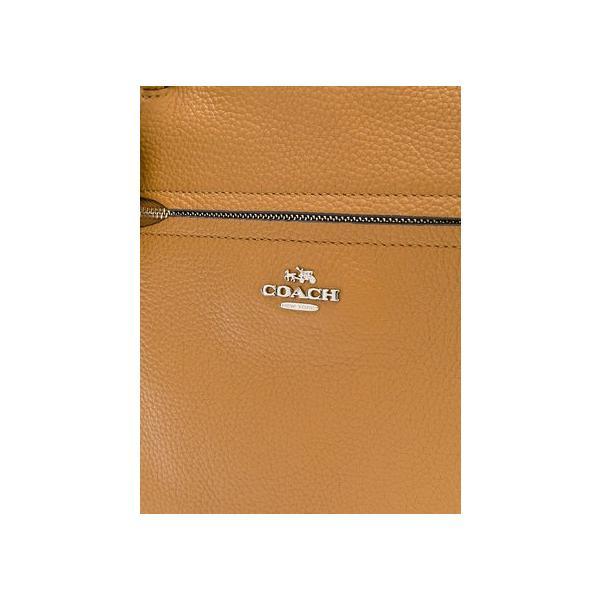 新作コーチ 59501レディースバッグ COACH チェーン プレーリー サッチェル ポリッシュド ペブル レザー ブラウン 茶色 SALE