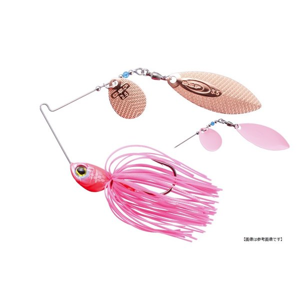 オーエスピー(OSP) ハイピッチャー(HIGH PITCHER) 3/8oz DW  S53 ワンパンピンク 【メール便配送可】|turiguno-fishers