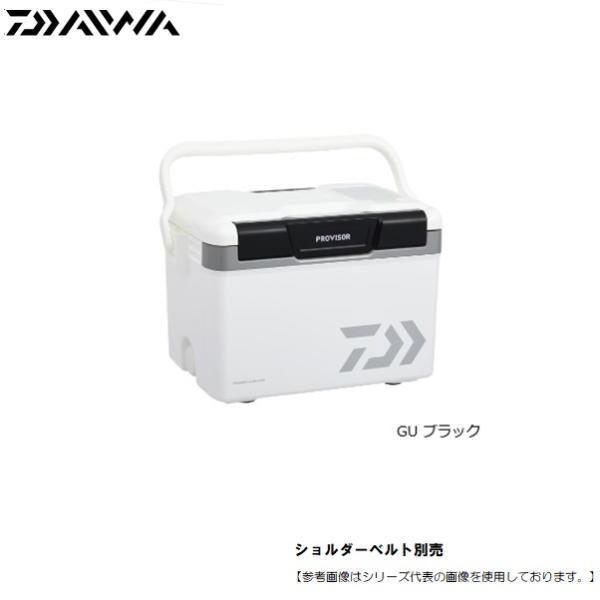 ダイワ プロバイザーHD GU 2100X ブラック 送料無料 [クーラー]|turiguno-fishers