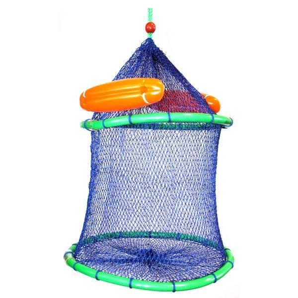 小魚スカリ キススカリナイロン無結節ウキ付 36cm2段