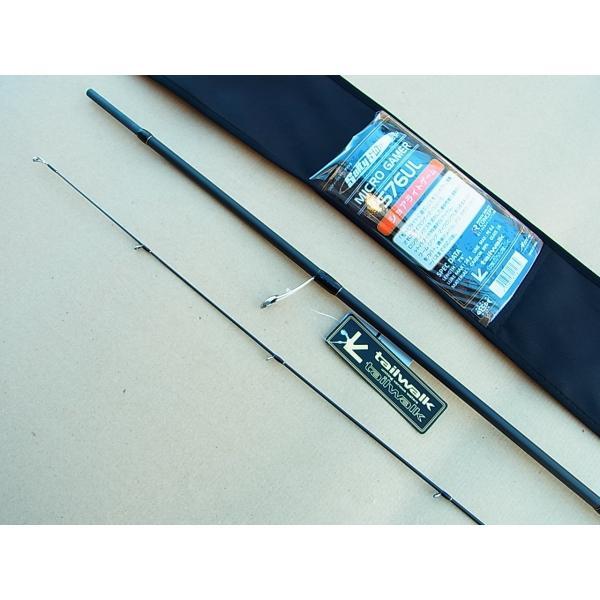 From Japan Tailwalk TW Salty Shape Dash Micro Gamer 76UL Spinning
