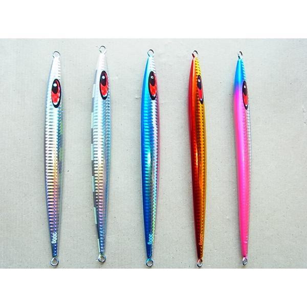 マルシン漁具 300g NEW メタルジグ 龍牙(リュウガ) 300g