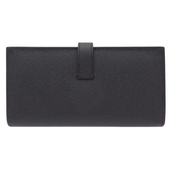 エルメス ベアンスフレ 長財布 二つ折り財布 未使用品 【財布】|turuya783|02