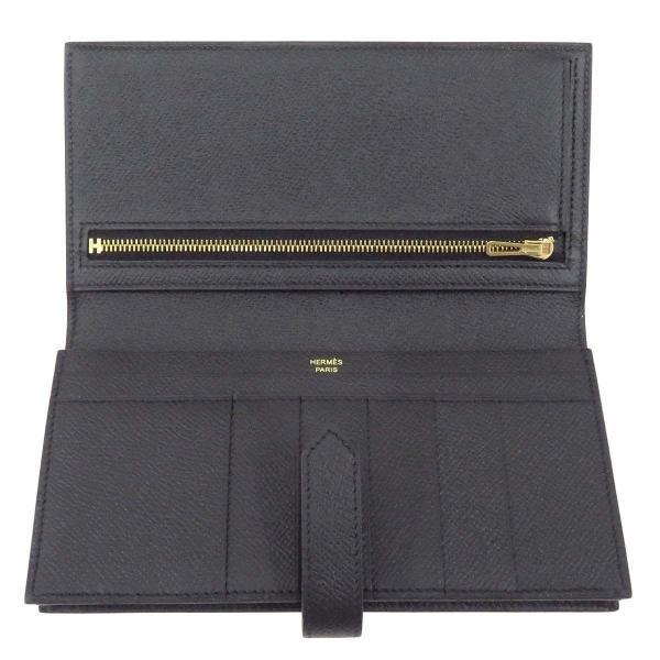 エルメス ベアンスフレ 長財布 二つ折り財布 未使用品 【財布】|turuya783|03
