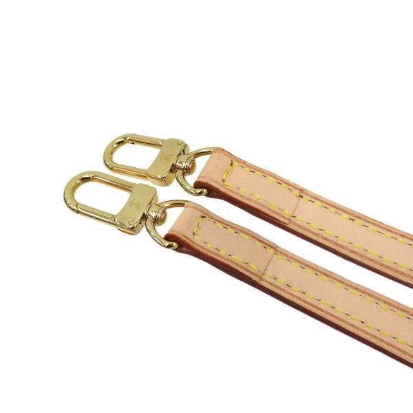 ルイヴィトン ショルダーストラップ 肩掛け 調整不可 幅1.2cm ヌメ革使用製品用 未使用品 【アクセサリー】