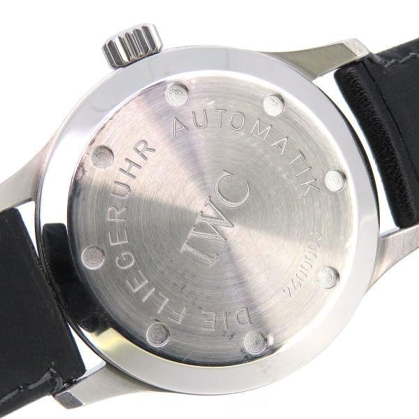 IWC マーク12 メンズ OH済み 箱ギャラ付 トリチウム夜光 魚リューズ 【時計】 turuya783 05