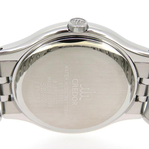 セイコー クレドール シグノ メンズ 8J86-7A00 【時計】|turuya783|05