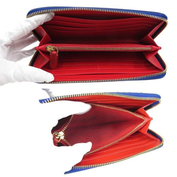 クリスチャンルブタン ラウンドファスナー長財布 パネトーネ スタッズ Panettone Zipped Continental Wallet 【財布】|turuya783|06