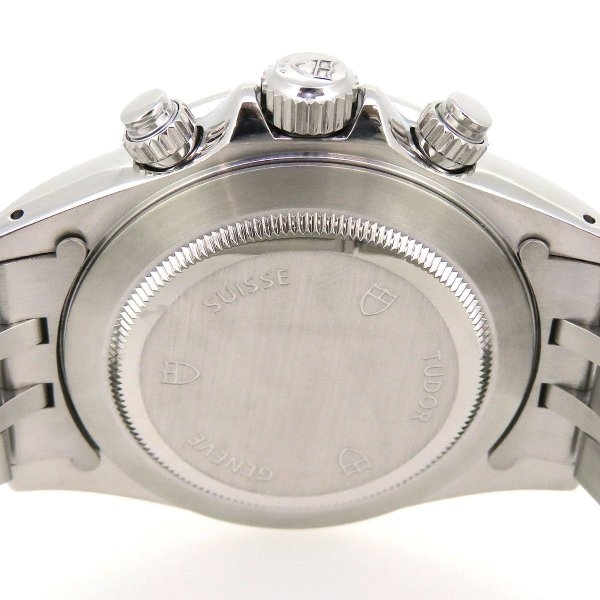 チュードル クロノタイム プリンスデイト メンズ チューダー 箱ギャラ付 クロノグラフ 【時計】|turuya783|05