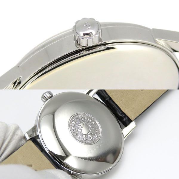 セイコー グランドセイコー メカニカル LIMITED 130周年記念モデル メンズ 9S64-00B0 箱ギャラ付 限定モデル リミテッドエディション 初代 復刻 【時計】|turuya783|04