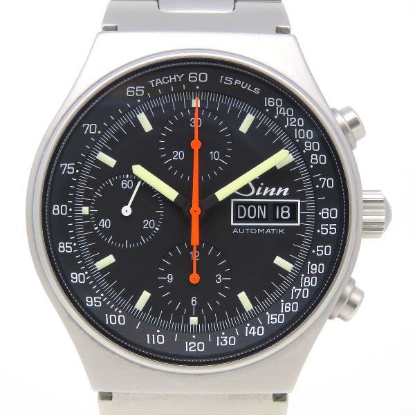 ジン 144 クロノグラフ メンズ 【時計】 turuya783