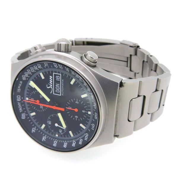 ジン 144 クロノグラフ メンズ 【時計】 turuya783 02