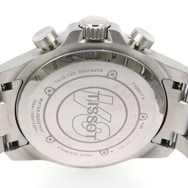 ティソ V8 クロノグラフ メンズ 箱ギャラ付 【時計】|turuya783|05