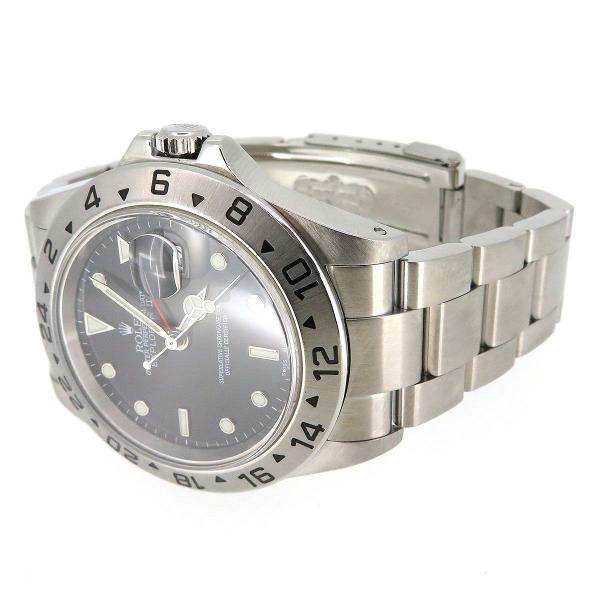 ロレックス エクスプローラ2 メンズ Y番 2002年製造 EX-II 【時計】 turuya783 02