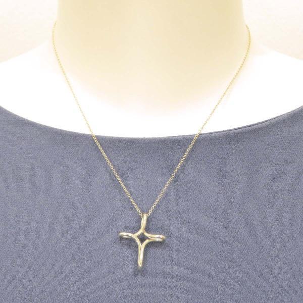 ティファニー インフィニティ クロス ネックレス エルサ ペレッティ 十字架 SV925 【ジュエリー】|turuya783|06