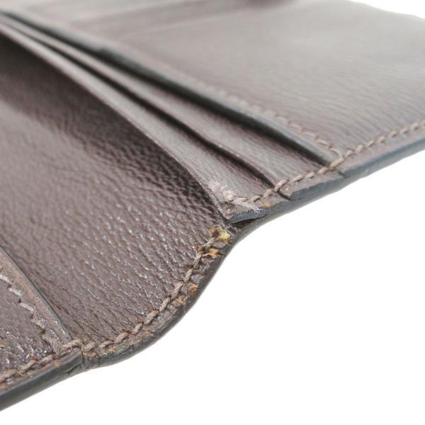 エルメス ベアンクラシック 長財布 二つ折り財布 ダークブラウン 【財布】 turuya783 05