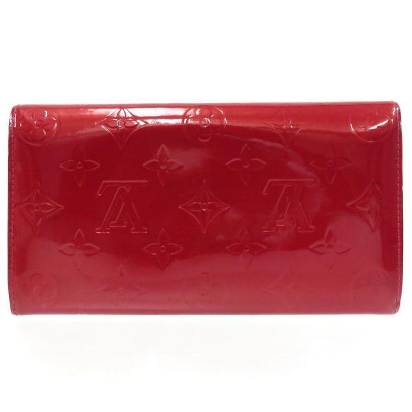 ルイヴィトン ポルトフォイユ サラ ヴェルニ 長財布 M93530 二つ折り財布 【財布】|turuya783|02