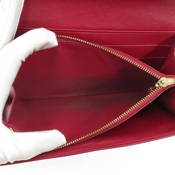 ルイヴィトン ポルトフォイユ サラ ヴェルニ 長財布 M93530 二つ折り財布 【財布】|turuya783|05