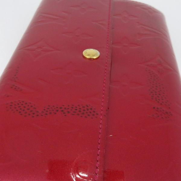 ルイヴィトン ポルトフォイユ サラ ヴェルニ 長財布 M93530 二つ折り財布 【財布】|turuya783|06