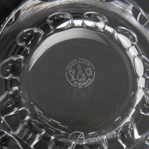 バカラ エトナ ロックグラス ペア 2104385 2客セット グラス タンブラー クリスタルガラス 美品 【陶磁器・ガラス製品】 turuya783 04