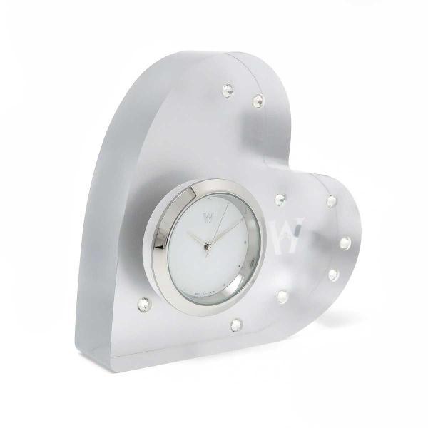 ウェッジウッド ウェッジウッド ハート ブリスタイム クロック 置き時計 クォーツ時計 美品 【陶磁器・ガラス製品】|turuya783|05