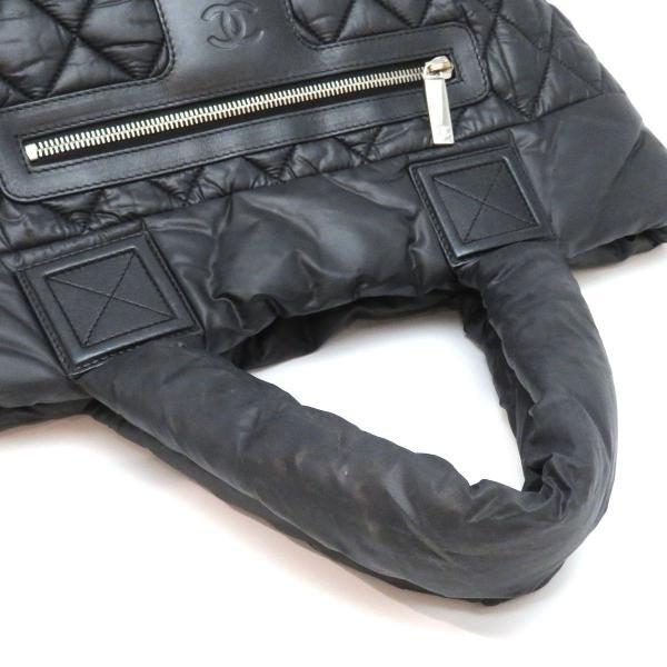 シャネル スモール トートバッグ コココクーン ハンドバッグ A48610 トートバッグPM ココマーク リバーシブル 【バッグ】|turuya783|05