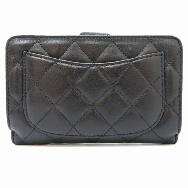 シャネル 二つ折り財布 マトラッセ 2つ折り財布 A48667 ココマーク 【財布】 turuya783 02