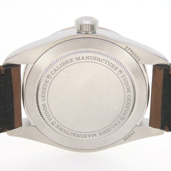 チューダー ヘリテージ ブラックベイ フィフティエイト メンズ 箱ギャラ付 【時計】|turuya783|05