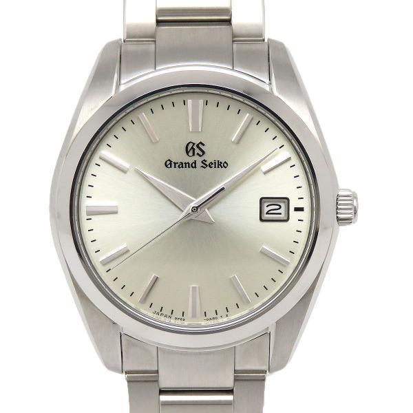 セイコーグランドセイコー9Fクォーツメンズ9F62-0AB0新ロゴ 時計
