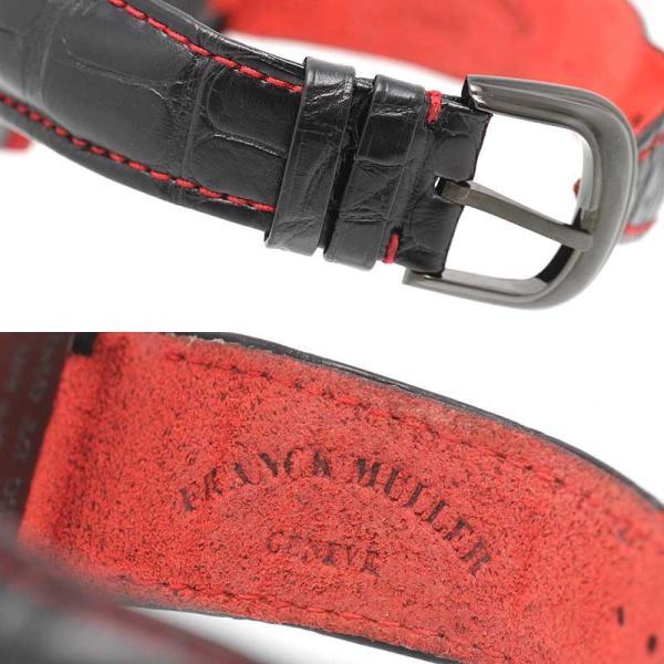 フランクミュラー コンキスタドール グランプリ メンズ ハイテク素材 自動巻|turuya783|04