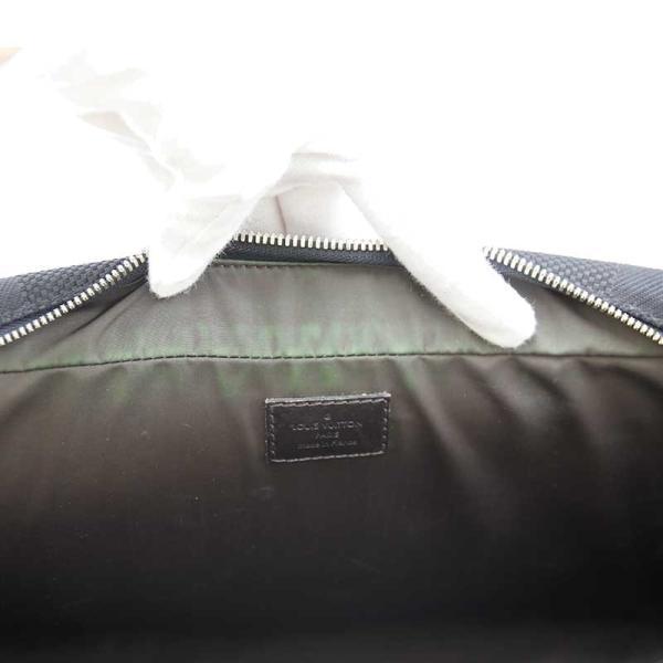 LOUIS VUITTON ルイヴィトン ヤック ダミエ ジェアン ビジネスバッグ M93082 黒 書類バッグ ハンドバッグ ショルダーバッグ 2way 中古|turuya783|05