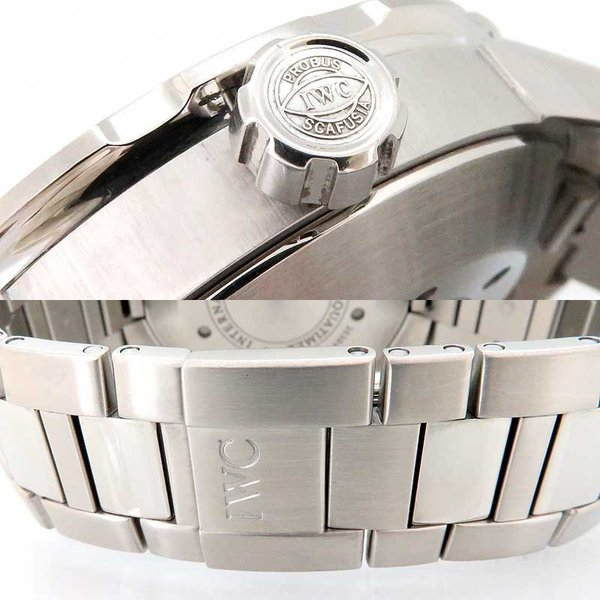 IWC アクアタイマー オートマティック 2000 メンズ 正規ギャラ付 ダイバーズ|turuya783|04