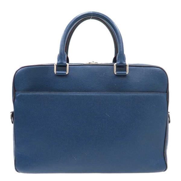 LOUIS VUITTON ルイヴィトン PDB PM タイガ ビジネスバッグ M32716 書類ケース ブルー 中古|turuya783