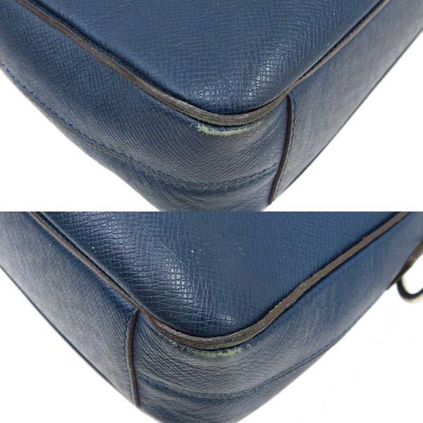 LOUIS VUITTON ルイヴィトン PDB PM タイガ ビジネスバッグ M32716 書類ケース ブルー 中古|turuya783|04