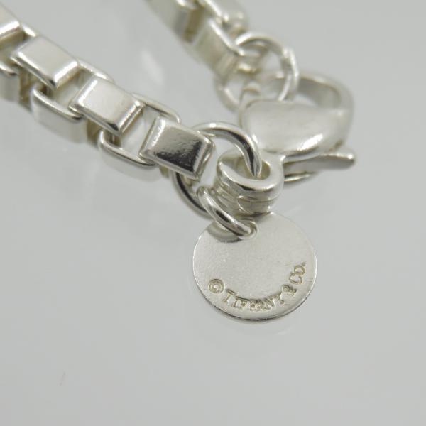 ティファニー Tiffany SV925 ベネチアン リンク ブレスレット 腕回り18cm|turuya783|03