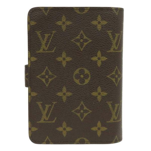 LOUIS VUITTON ルイヴィトン ポルト パピエ ジップ モノグラム 二つ折り財布 M61207|turuya783|02