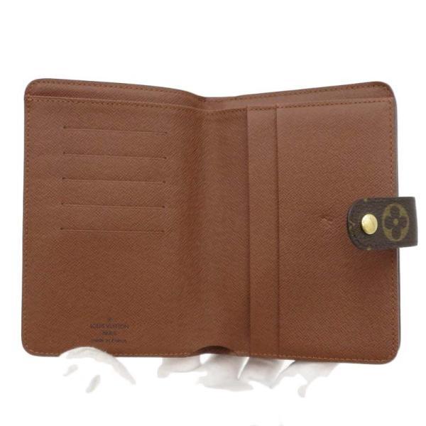 LOUIS VUITTON ルイヴィトン ポルト パピエ ジップ モノグラム 二つ折り財布 M61207|turuya783|05