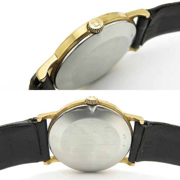 オメガ デビル アンティーク ヴィンテージ メンズ 1970年代製造 デヴィル デ・ヴィル|turuya783|04